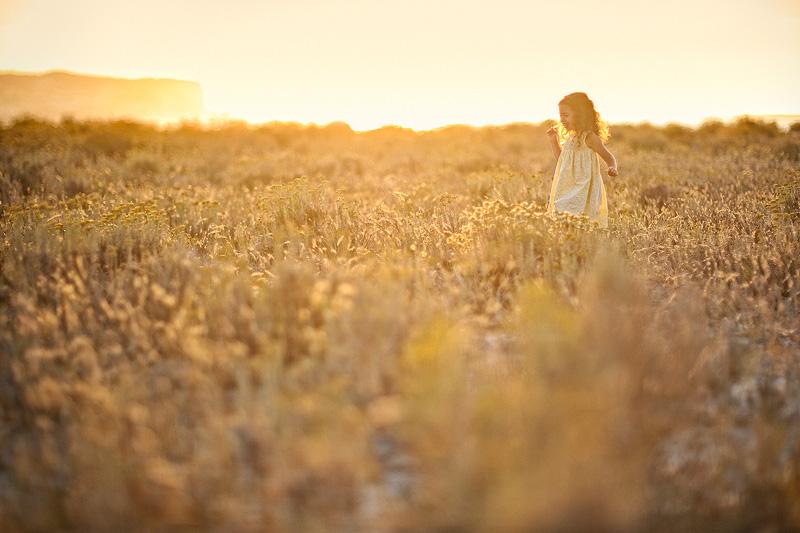 retrato de sonho Helio Cristovao fotografo Praia sessao Luz Dourada