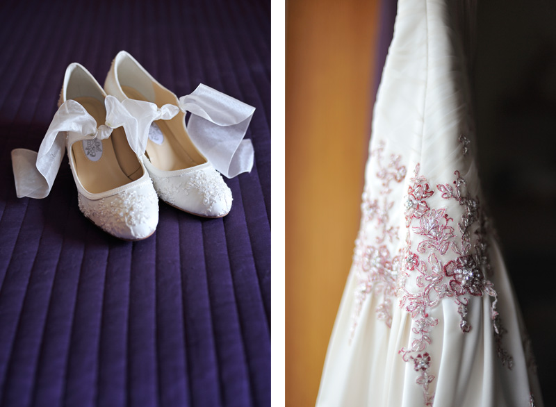Diane-Hassal-wedding-Shoes-Purple-set-Bride-Dress-Detail-Helio-Cristovao-photographer