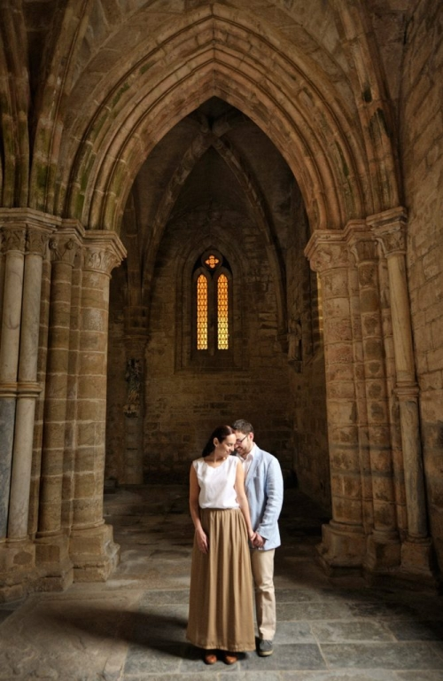 Evora Portugal Romantic Alentejo Destination engagement session by Foto de Sonho